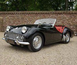 1960 TRIUMPH TR3A (1960)