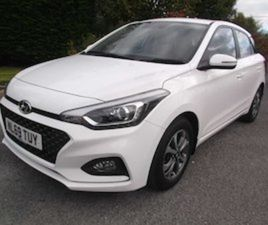 2019 (192)HYUNDAI I20 SE 1.0 T-GDI 5DR. AUTOMATIC FOR SALE IN CORK FOR €18195 ON DONEDEAL