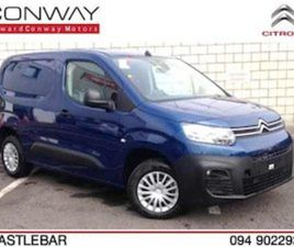 CITROEN BERLINGO AIRCON REV SENSORS SCRAPPAGE D FOR SALE IN MAYO FOR €14876 ON DONEDEAL