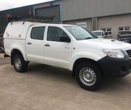 TOYOTA HILUX, 2015 FOR SALE IN TYRONE FOR £10750 ON DONEDEAL