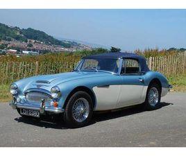 AUSTIN HEALEY 3000 MK 3 - ORIGINAL BLUE CAR (1965)