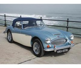 AUSTIN HEALEY 3000 MK 3 - RECENT NUT & BOLT RESTORATION (1966)