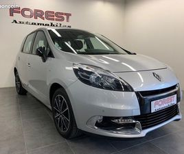 RENAULT SCENIC III 1.5 DCI 110 CH BOSE