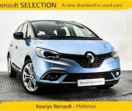 RENAULT GRAND SCENIC ICONIC TCE 140 GP FOR SALE IN CORK FOR €29990 ON DONEDEAL