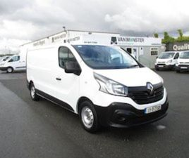 RENAULT TRAFIC LL29 DCI 120 BUSINESS 3DR FOR SALE IN DUBLIN FOR €11450 ON DONEDEAL
