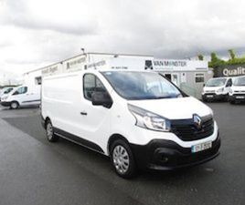 RENAULT TRAFIC LL29 DCI 120 BUSINESS 3DR FOR SALE IN DUBLIN FOR €11950 ON DONEDEAL