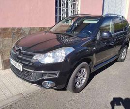 CITROEN C-CROSSER 2.2HDI EXCLUSIVE DCS