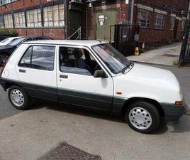 1987 RENAULT 5 AUTO