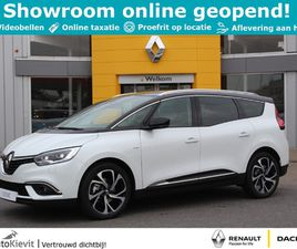 RENAULT GRAND SCÉNIC 1.3 TCE 140 EDC BOSE 7P - PACK WINTER / EASY LIFE