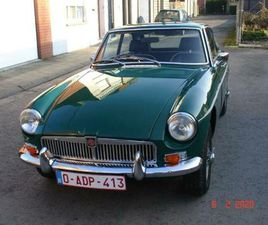 ② MGB GT COUPE 1978 AVEC OVERDRIVE - MG