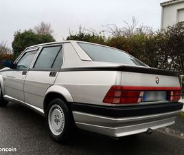 ALFA ROMEO 75 TWIN SPARK DE 1989