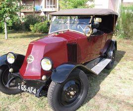 RENAULT NN TORPEDO - 1925
