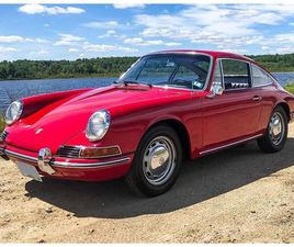 FOR SALE: 1966 PORSCHE 912 IN WEST PITTSTON, PENNSYLVANIA