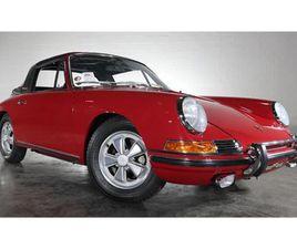 FOR SALE: 1967 PORSCHE 911 CARRERA S IN JACKSON, MISSISSIPPI