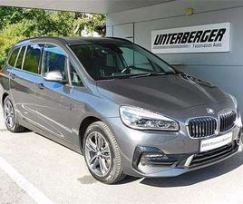 BMW 2ER-REIHE 218D GRAN TOURER SPORT LINE AUT. KOMBI / FAMILY VAN