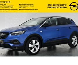 OPEL GRANDLAND X INNOVATION TURBO+NAVI+LED-SCHEINWERF