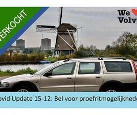 VOLVO XC70 2.5 T KINETIC YOUNGTIMER, LEDER INTERIEUR, ÉLECTRI