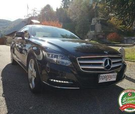 MERCEDES CLASSE CLS CDI BLUEEFFICIENCY 4MATIC