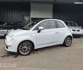 FIAT 500 100 CH LOUNGE