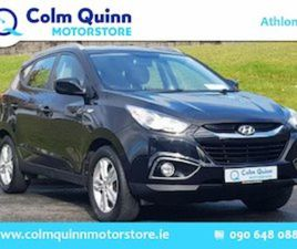 HYUNDAI IX35 1.7 5DR FOR SALE IN WESTMEATH FOR €13995 ON DONEDEAL