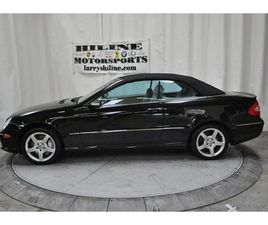 2005 MERCEDES-BENZ CLK 500