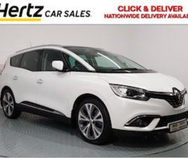 RENAULT GRAND SCENIC SIGNATURE TCE 140 PRICE PER FOR SALE IN DUBLIN FOR €27995 ON DONEDEAL