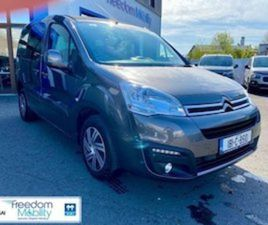 CITROEN BERLINGO MULTISPACE WHEELCHAIR TAXI SPEC FOR SALE IN MAYO FOR €19950 ON DONEDEAL