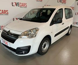 CITROEN - BERLINGO MULTISPACE LIVE BLUEHDI 55KW 75CV