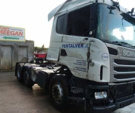 SCANIA G-SERIES G-SRS L-CLASS G445 LA...PARTS SPA FOR SALE IN LOUTH FOR € ON DONEDEAL