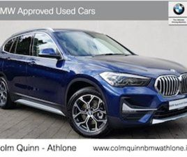 BMW X1 XDRIVE18D XLINE FOR SALE IN WESTMEATH FOR €45995 ON DONEDEAL