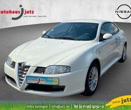 ALFA ROMEO GT 1.8 TS PROGRESSION KLIMAAUTOM TEMP CD ESP MAL