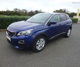 PEUGEOT 3008 BLUE HDI 130 ACTIVE BUSINESS