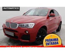 BMW X4 XDRIVE 30DA DEPORTIVO O COUPÉ DE SEGUNDA MANO EN LA CORUÑA | AUTOCASION