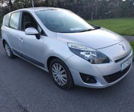 2010 RENAULT GRAND SCENIC, 7 SEATS, DIESEL. FOR SALE IN KERRY FOR €4800 ON DONEDEAL