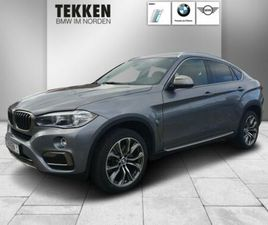 BMW X6 XDRIVE40D HEAD-UP HK HIFI WLAN STANDHZG. GSD