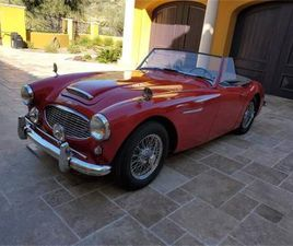 FOR SALE: 1959 AUSTIN-HEALEY 100-6 IN CADILLAC, MICHIGAN