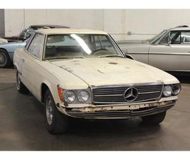FOR SALE: 1973 MERCEDES-BENZ 350SLC IN CLEVELAND, OHIO