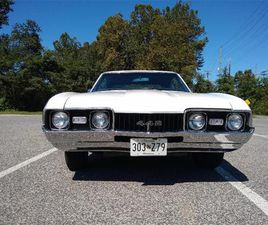 FOR SALE: 1968 OLDSMOBILE CUTLASS IN FORT WASHINGTON, MARYLAND