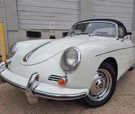 FOR SALE: 1960 PORSCHE 356B IN HOUSTON, TEXAS