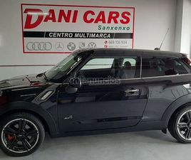 MINI - PACEMAN COOPER S PACEMAN ALL4