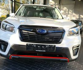 SUBARU FORESTER 2,0IE EDITION SPORT 40 LINEARTR.