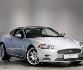 JAGUAR XKR - EXTREMELY LOW MILEAGE, FULL DEALER HISTORY (2009)