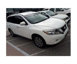 NISSAN PATHFINDER 2016 NISSAN PATHFINDER 4WD GCC VGC FOR MORE DETAILS ABOUT PLEASE CALL FO
