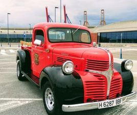 DODGE - WC PICK UP