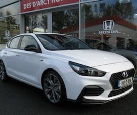 HYUNDAI I30 1.4 PETROL FASTBACK N-LINE IMMACULATE FOR SALE IN DUBLIN FOR €23950 ON DONEDEA