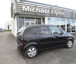 OPEL MERIVA 1.4 DESIGN 5DR 2010 FOR SALE IN LONGFORD FOR €3500 ON DONEDEAL
