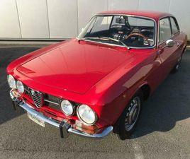 ② ALFA ROMEO 1750 GTV, PERFECT GERESTAUREERDE STAAT - ALFA ROMEO