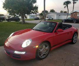 FOR SALE: 2005 PORSCHE 911 CARRERA IN ORLANDO, FLORIDA