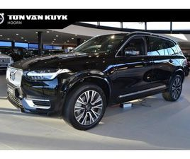 VOLVO XC90 2.0 T8 RECHARGE AWD BUSINESS PRO 20 INCH VELGEN CLIMATE POWER SEATS LEER