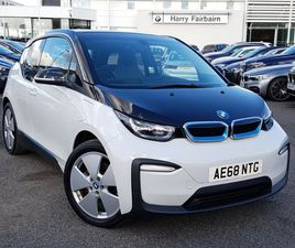 USED 2018 (68) BMW I3 125KW RANGE EXTENDER 33KWH 5DR AUTO IN INVERNESS